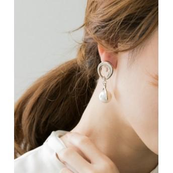 URBAN RESEARCH(アーバンリサーチ) アクセサリー イヤリング IRIS47 pearl earring【送料無料】