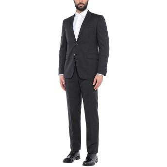 《セール開催中》TREND CORNELIANI メンズ スーツ スチールグレー 54 バージンウール 94% / ポリエステル 4% / ポリウレタン 2%