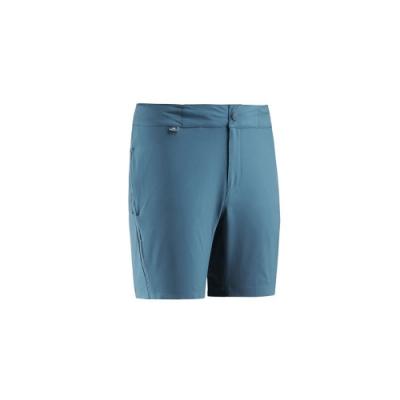 法國【EiDER】男排汗透氣抗UV短褲 / 9EIV4621-風暴藍