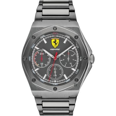 Scuderia Ferrari 法拉利 日曆競速手錶 FA0830695