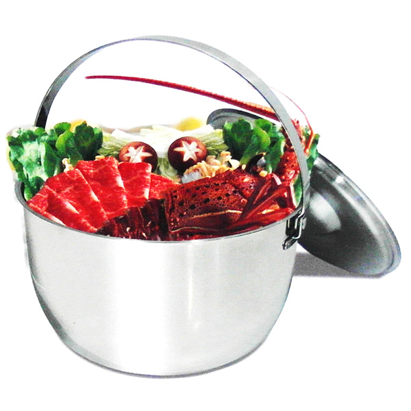 御鼎#316提式調理鍋-19cm