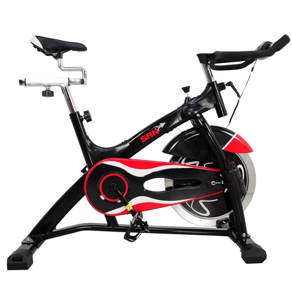 SAN SPORTS  黑爵士23KG飛輪健身車 C128-023