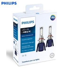PHILIPS 光劍 LED頭燈 HB3/HB4 頭燈兩入裝(公司貨)