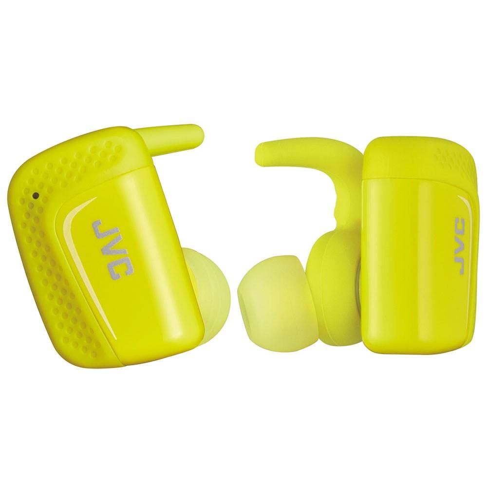 JVC HA-ET900BT 真無線運動型藍牙耳機 黃色