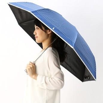 ポロ ラルフローレン(傘)POLO RALPH LAUREN(umbrella)/日傘(3段折りたたみミニ/晴雨兼用/大きめ)【遮光&UV遮蔽率99%以上/遮熱…