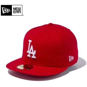 【メーカー取次】 NEW ERA ニューエラ 59FIFTY MLB ロサンゼルス・ドジャース レッドXホワイト 12492061 キャップ 帽子【Sx】