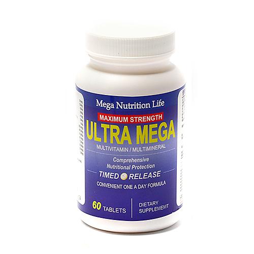 營養生活大維錠~高單位綜合維他命 60顆/瓶