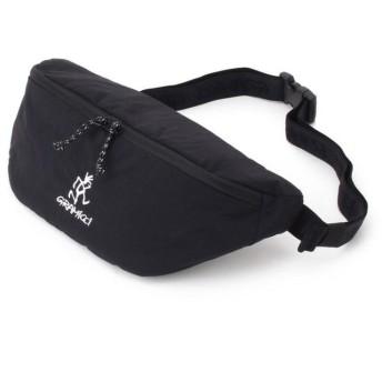 【10%OFF】 オペークドットクリップ GRAMICCI BODY BAG メンズ ブラック(019) 99 【OPAQUE. CLIP】 【タイムセール開催中】