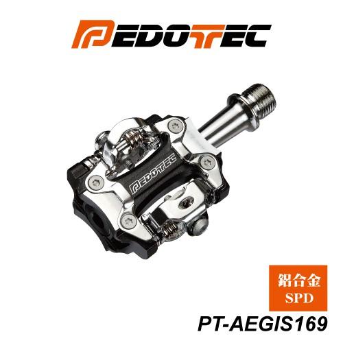 PEDOTEC 登山車卡踏板 鋁合金 PT-AEGIS169