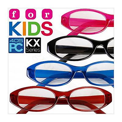 24期零利率 405PC KX系列 孩童專用抗藍光防護眼鏡