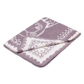 Fabulous Goose 超柔軟刷毛棉毯 有機棉系列-馬戲團小熊(灰)