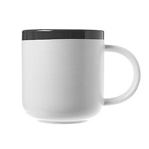 La Cafetiere 風格馬克杯 440ml 灰色