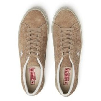【ABC-MART:シューズ】35200080 ONE STAR J SUEDE BEIGE 602612-0001