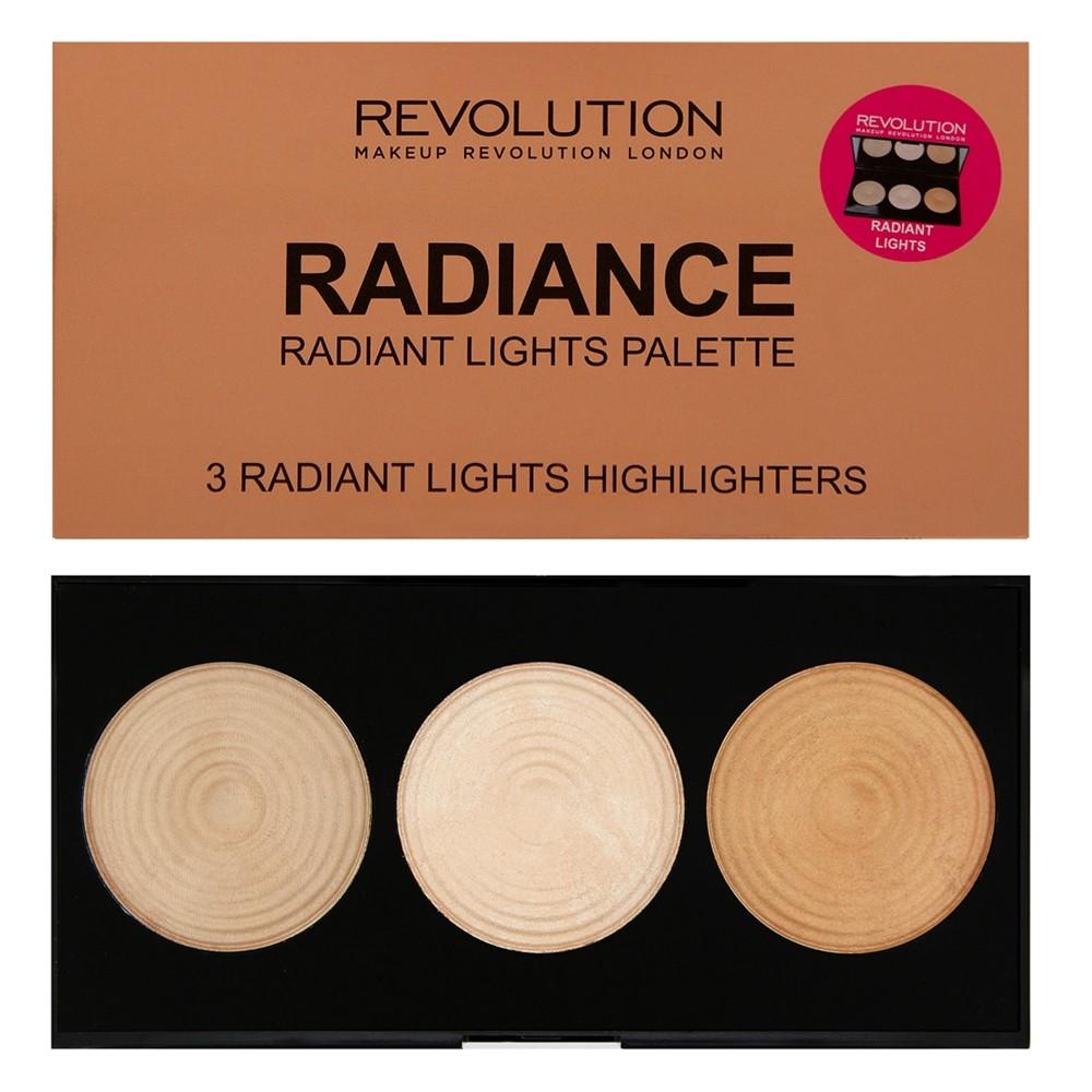 Makeup Revolution Highlighter Palette 3色高光修容盤