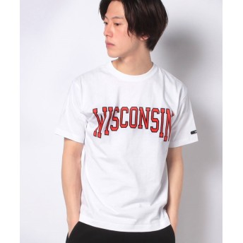 (URBAN RESEARCH OUTLET/アーバンリサーチ アウトレット)【DOORS】wisconsintee/ユニセックス ホワイト