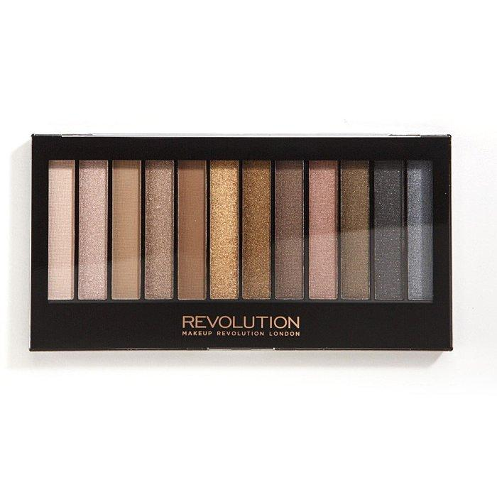 Makeup Revolution ICONIC 1 眼影盤