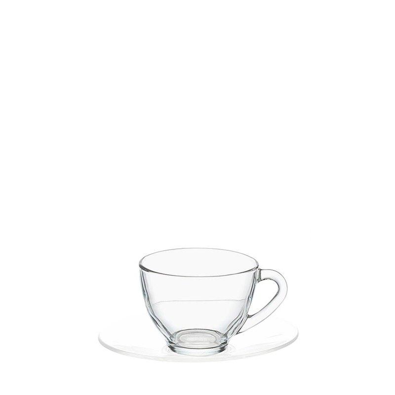 木村硝子店 Ocean Cosmo 玻璃茶杯(不含盤)