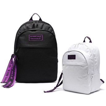 ALMOSTBLUE X UNIONOBJET ULTRA VIOLET BACKPACK Almost Blue alomost blue オールモストブルー リュックサック リュック バックパック