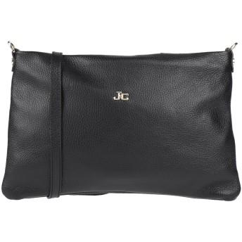 《セール開催中》J & C JACKYCELINE レディース ハンドバッグ ブラック 革