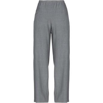 《セール開催中》DKNY レディース パンツ グレー L シルク 100%
