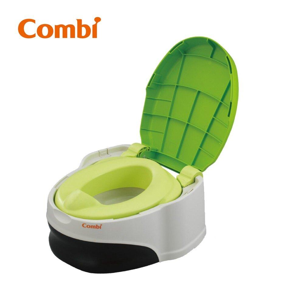 Combi 優質坐式分段訓練便器【甜蜜家族】