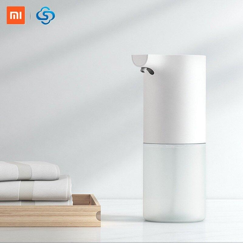 感應手液機 自動洗手機套裝感應洗手泡沫皂液器成人兒童免接觸新『SS1540』