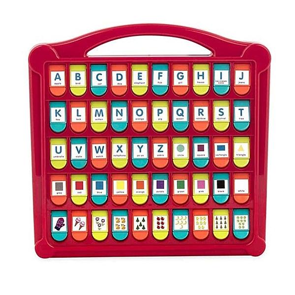B.Toys 字母手提箱