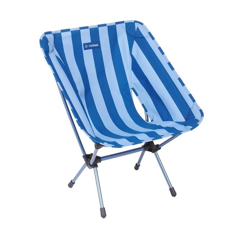 ├登山樂┤韓國 Helinox Chair One 輕量戶外椅 Blue Stripe-藍條紋 # HX-10036
