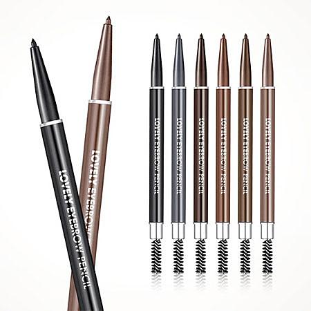 韓國 TONYMOLY 可愛超自然眉筆 0.1g 雙頭眉筆 眉毛 眉彩 眉筆