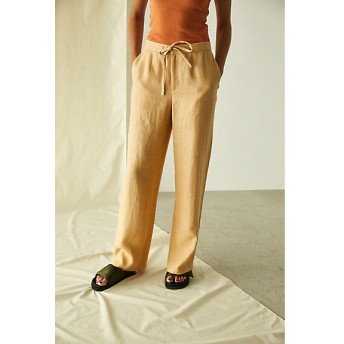 <nagonstans> TROUSERS(470DS831-5860) オレンジ【三越・伊勢丹/公式】