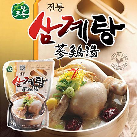 韓國 SUNBONG FOOD 人蔘雞湯 1kg 蔘雞湯 雞湯 加熱 韓式 即食 湯品 韓式雞湯