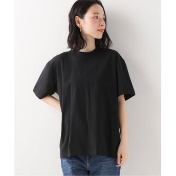 (U by Spick & Span/ユーバイスピックアンドスパン)【HANES】Boyfriend Big T-shirt/レディース ブラック