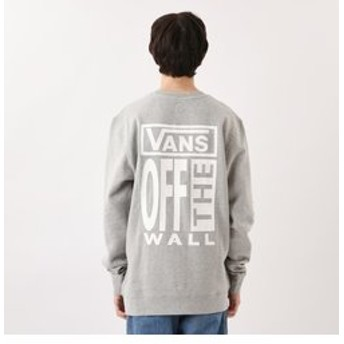 【ABC-MART:トップス】VN0A49NC02F AVE CREW CEMENT HEATHER 600984-0001