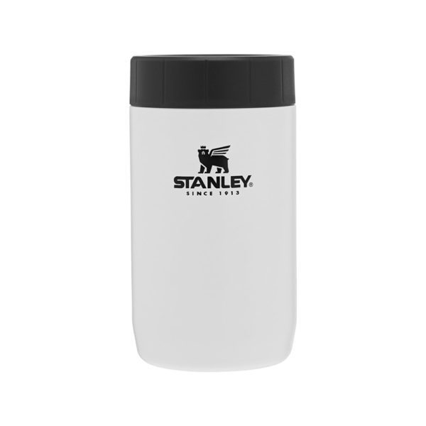 ├登山樂┤ 美國 Stanley 冒險系列 真空保溫食物罐 0.4L # 10-03101 白色