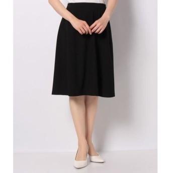 MISS J / ミス ジェイ ライトドライギャバ Aラインスカート