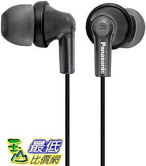 [9東京直購] Panasonic 松下 入耳式耳機 黑色線控 RP-HJE150 1.2m普通版
