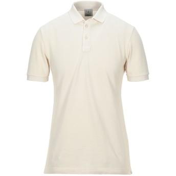 《セール開催中》DRUMOHR メンズ ポロシャツ ベージュ M コットン 100%