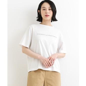 【ニーム/NIMES】 PRINTEMPS Print-Tシャツ