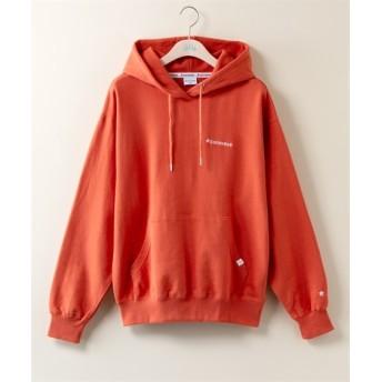 【大きいサイズ】 コンバース 裏毛ワンポイント刺しゅうプルパーカー plus size sweatshirts