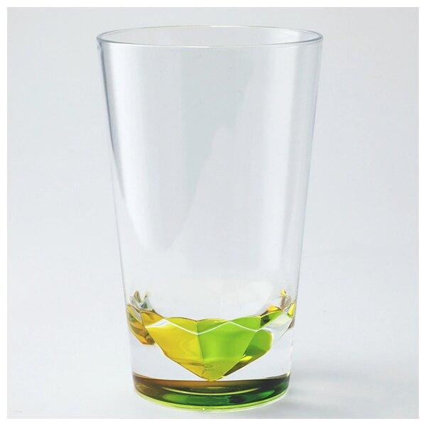 雙色水杯 CITRUS YG 560ml 柑橘 彩虹 NITORI宜得利家居