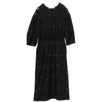 UJOH / ショルダースリットドレス