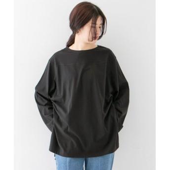 KBF/ケービーエフ サイドドロストロンTシャツ BLACK one