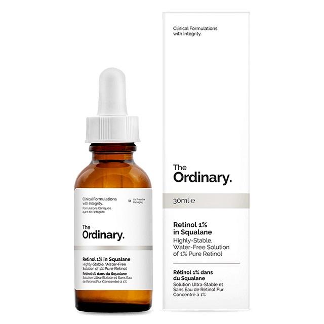 The Ordinary 視黃醇 1% 角鯊抗老精華 Retinol 1% in Squalane 30ml