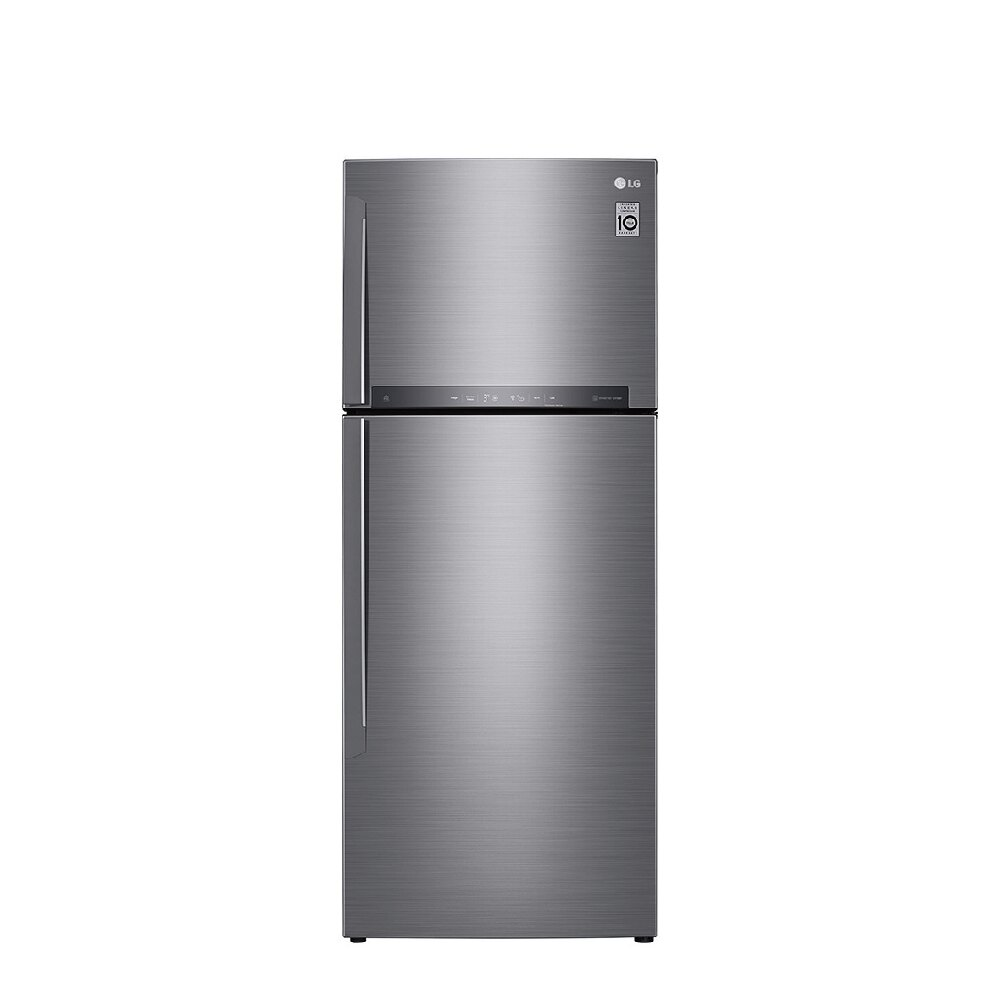 LG 樂金 438公升直驅變頻上下門冰箱 GI-HL450SV 星辰銀