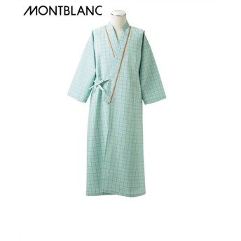 MONTBLANC 患者衣着物式(8分袖)(男女兼用) ナースウェア・白衣・介護ウェア, Lab coat