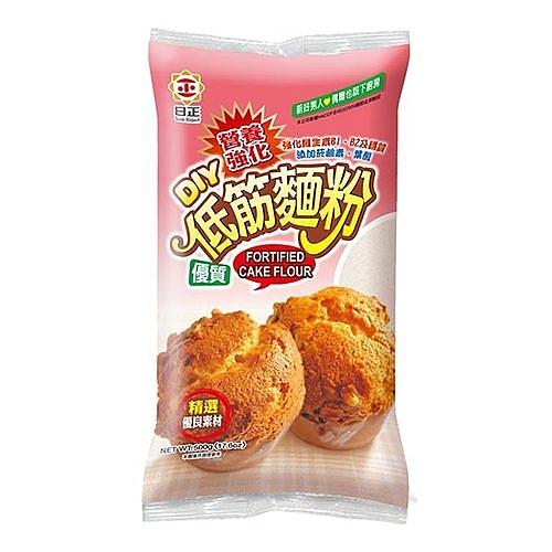 日正 營養強化低筋麵粉 500g【康鄰超市】
