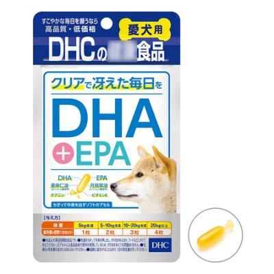 現貨1包 ❤小愛日貨❤ DHC 寵物系列 犬用 DHA+EPA 60粒 622858 (狗用 維他命 寵物系列)