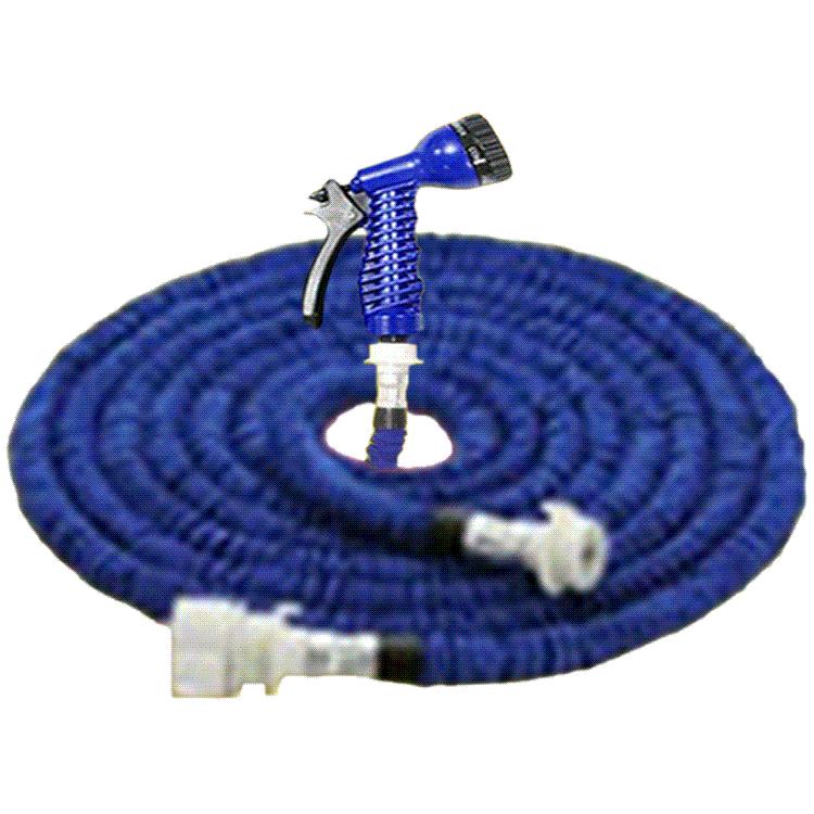 神奇彈力伸縮水管+噴槍~5m清潔組(一般水壓適用)可延伸長約15米【3期0利率】【本島免運】