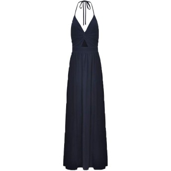 ドレス女性ファッションタイトスカートパーティーカジュアルスカート半袖XLコード903