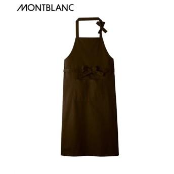 MONTBLANC エプロン(男女兼用) ナースウェア・白衣・介護ウェア, Lab coat